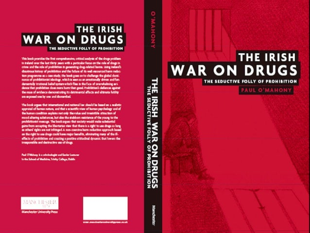 In June 1971, US President Richard Nixon declared a 'war on drugs'. Drugs won.
