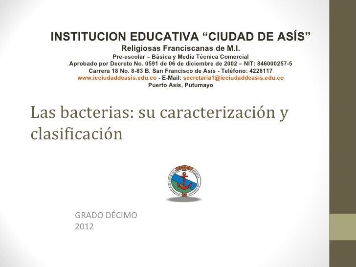 "INSTITUCION EDUCATIVA ""CIUDAD DE ASÍS""                      Religiosas Franciscanas de M.I.                   Pre-escolar ..."