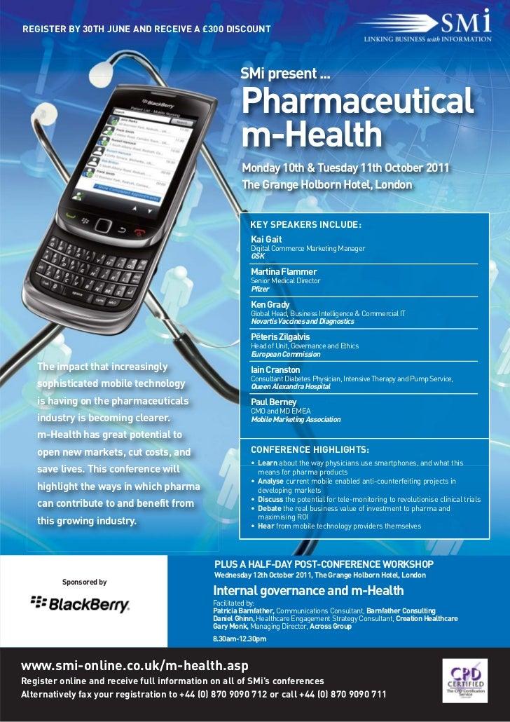 Pharmaceutical m-Health