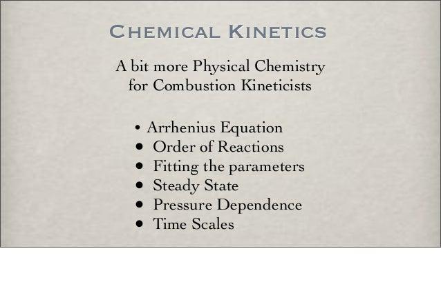 P05 Chemical Kinetics
