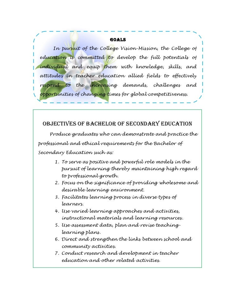 portfolio education and field study Pertinent portfolio for field study  personal views i believe that education is for all, and it is the responsibility of the teacher to cater these needs a .