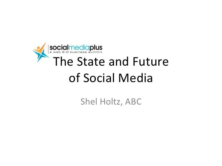 Shel Holtz