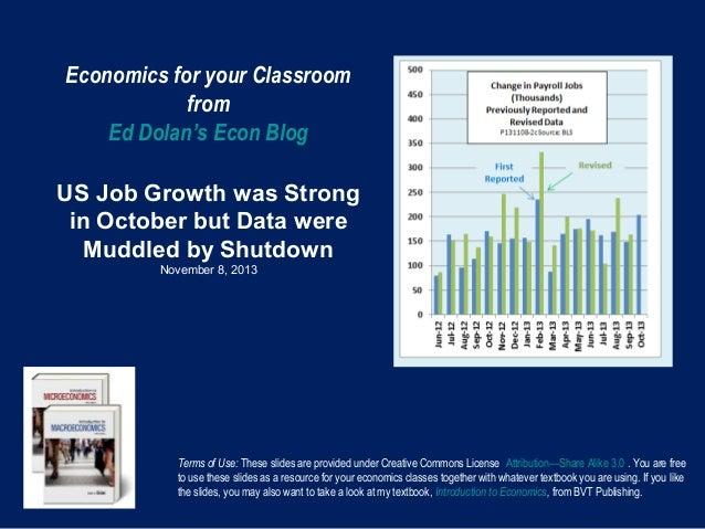 US Adds 204,000 Jobs in October Despite Shutdown