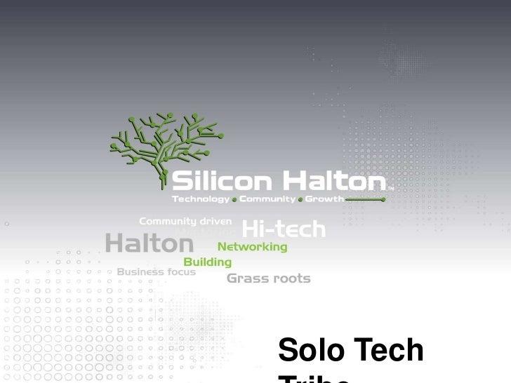 Solo Tech Tribe<br />