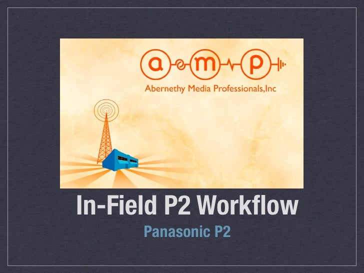 AMP: P2 training presentation