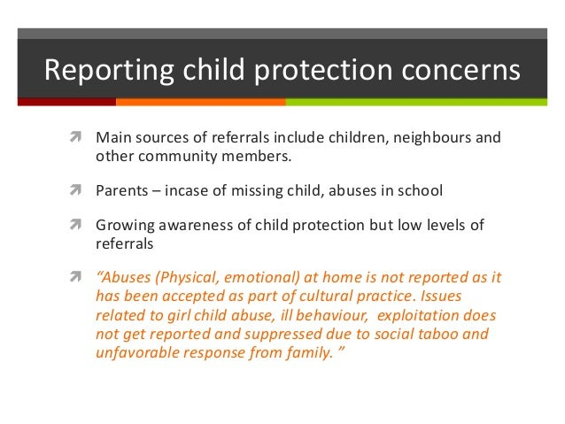 case study child abuse The following describes a case study scenario in which i am an experienced, protective services worker about to do the first home visit with a new.