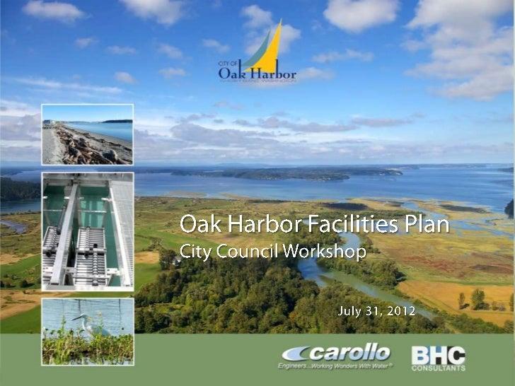 July 31 City Council Workshop Presentation