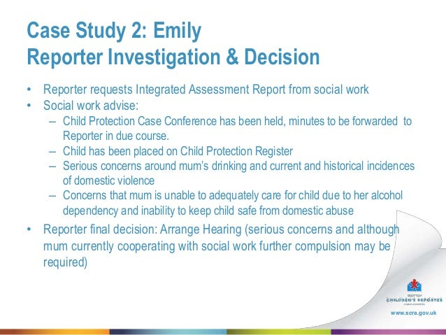 Buy social work case study examples