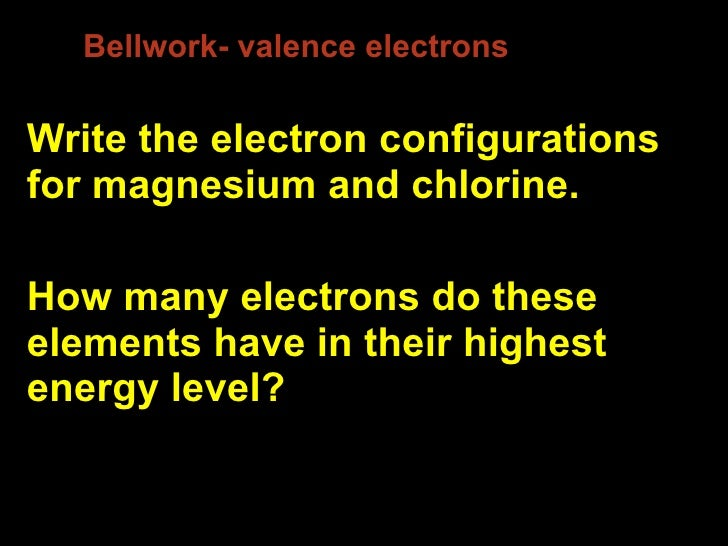 Lecture 7.1- Ions
