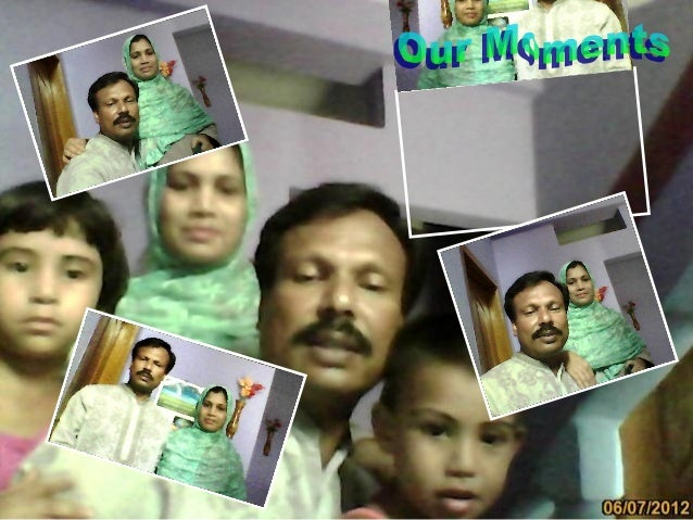 P8 our moments
