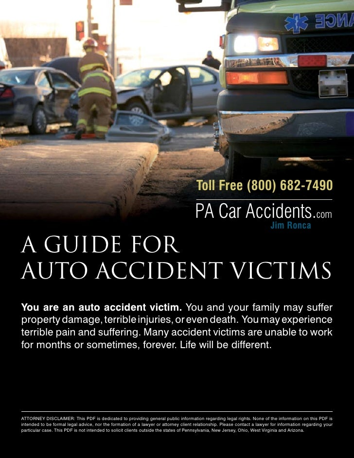 Pa auto-accidents
