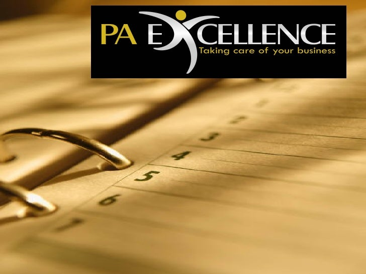 PA Excellence