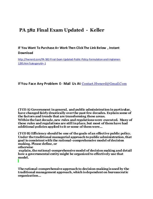 mktg 522 final exam