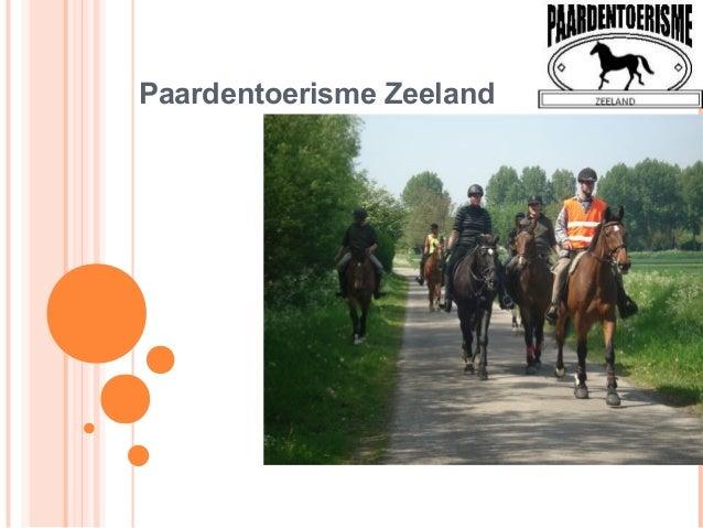 Paardentoerisme Zeeland
