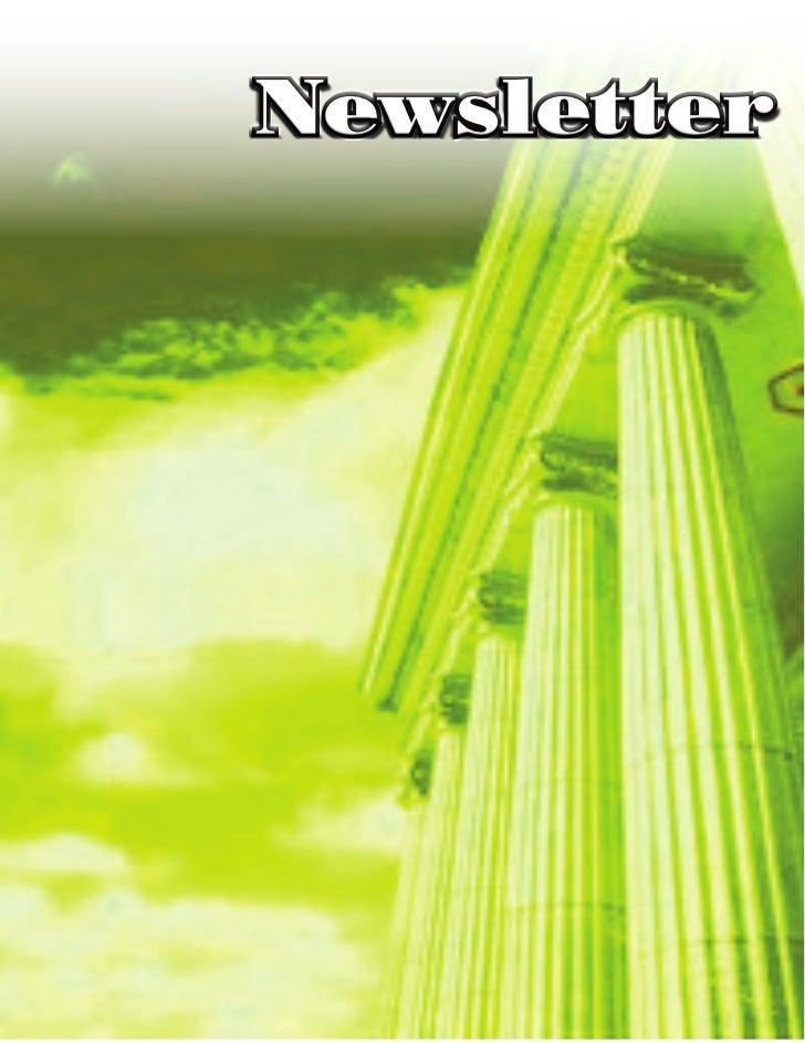Paarl Newsletter 2011 vol. 4 (October-December)