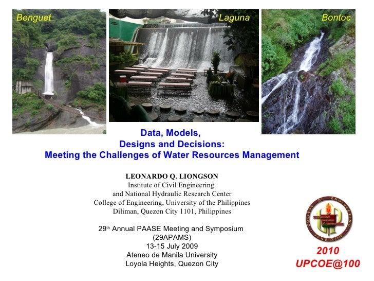 Benguet                                                  Laguna           Bontoc                              Data, Models...