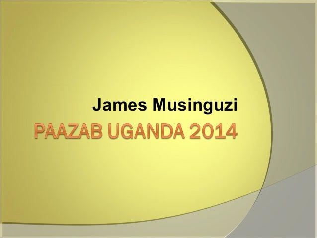 PAAZAB in  Uganda 2014
