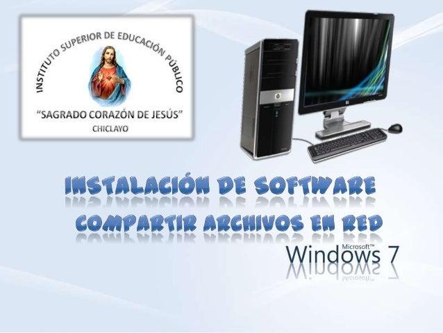 Es el proceso por el cual nuevos programas son transferidos a un computador con el fin de ser configurados, y preparados p...