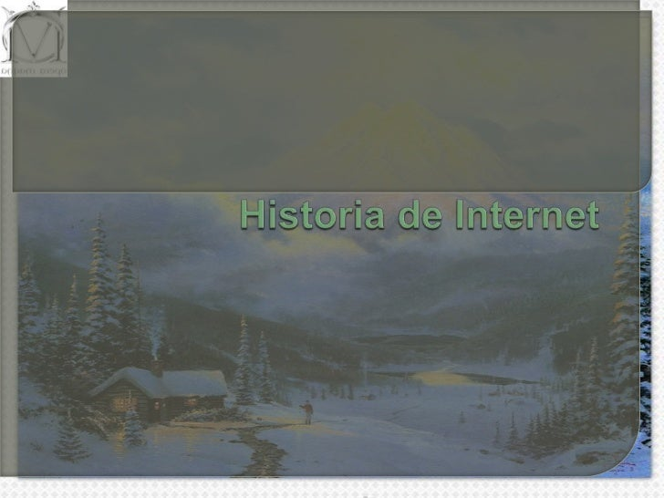 Historia de Internet<br />