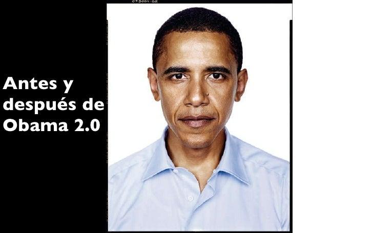 Antes y después de Obama 2.0 - Pablo Capurro