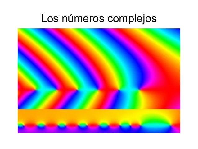 Los números complejos
