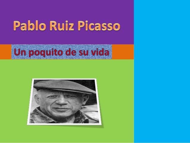 Pablo picasso2  rodrigo