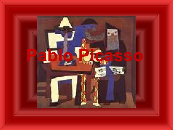 Picasso by Garrett