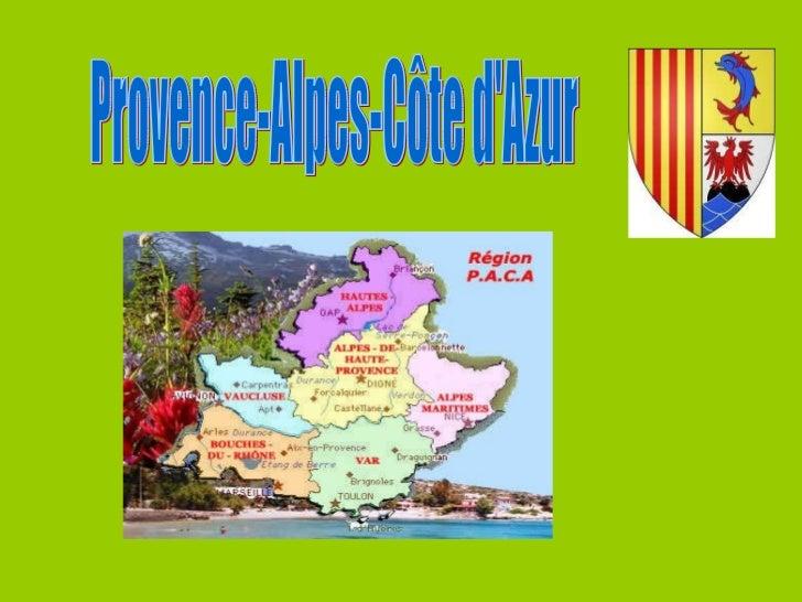 Provence-Alpes-Côte d'Azur
