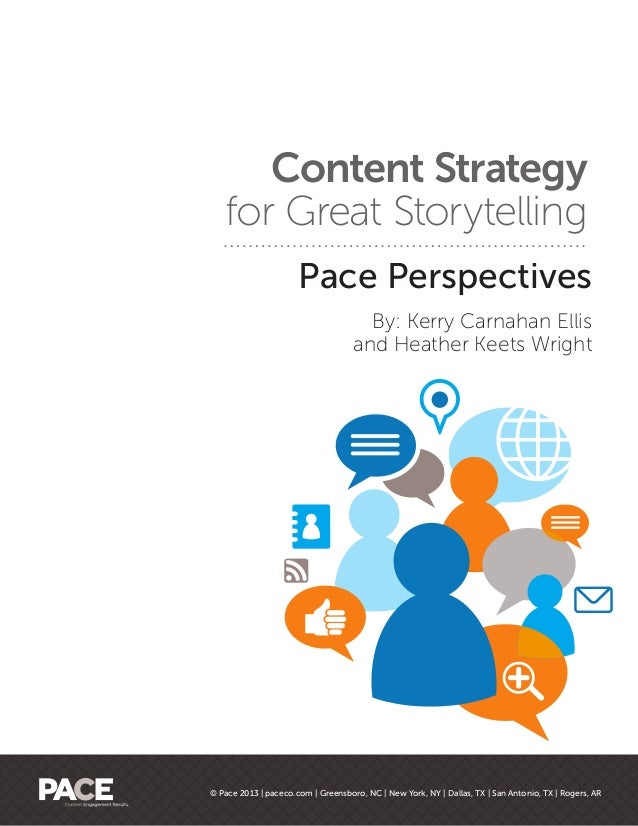 Content Strategy for Great Storytelling