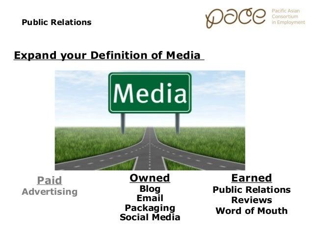 social media in public relations Browse social media content selected by the public relations today community.