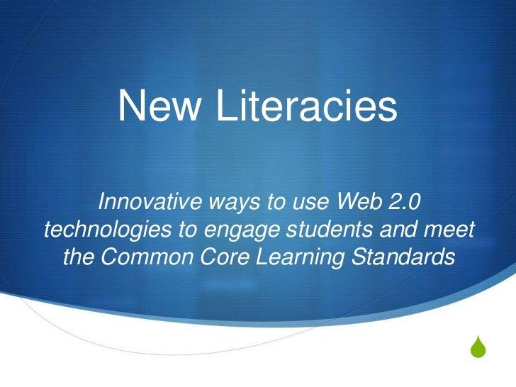 Pace new literacies workshop #1