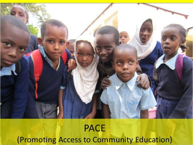 PACE (Promoting Access to Community Education)