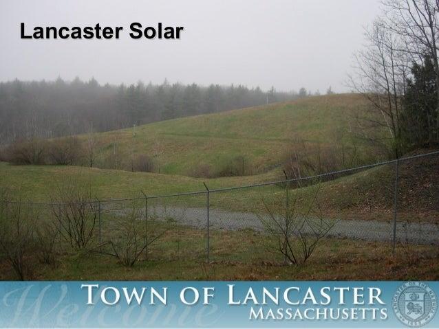 Lancaster SolarLancaster Solar