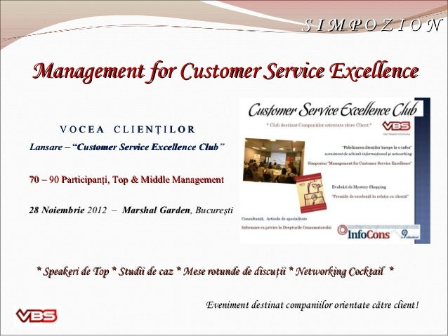 Pachet Partener   Simpozion Management For Customer Service Excellence1