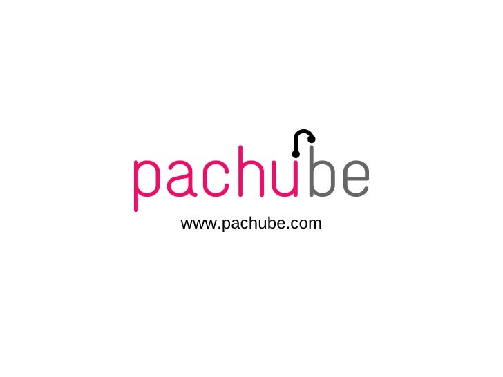 Pachube: overview @ Homecamp08