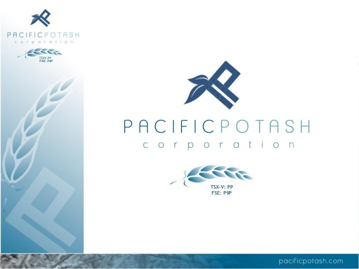 Pacific potash corp   investor presentation nov11
