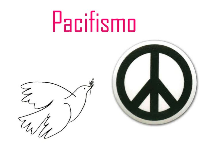Pacifismo<br />