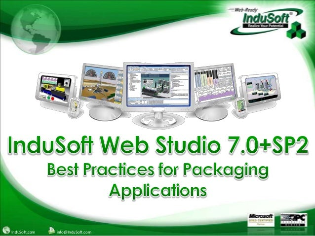 Packaging Automation Best Practices for InduSoft Web Studio