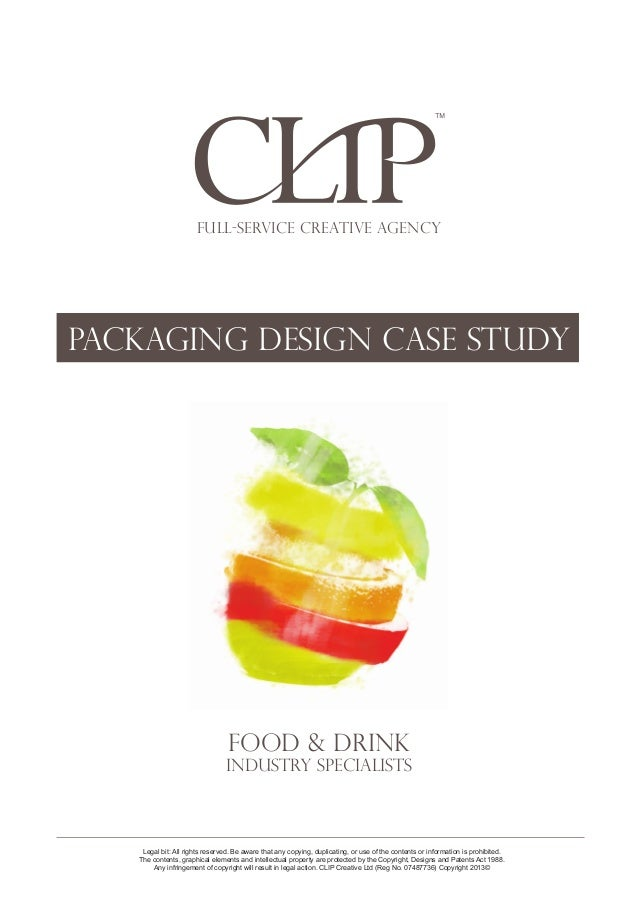 Packaging design by CLIP Creative and PR Legal bit: All rights reserved. Be aware that any copying, duplicating, or use of...