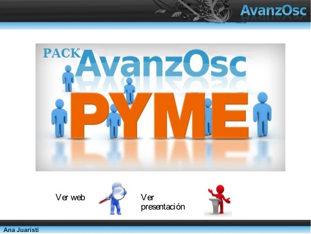 Ver web   Ver                         presentaciónAna Juaristi