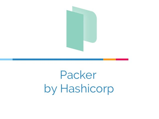 packer by hashicorp
