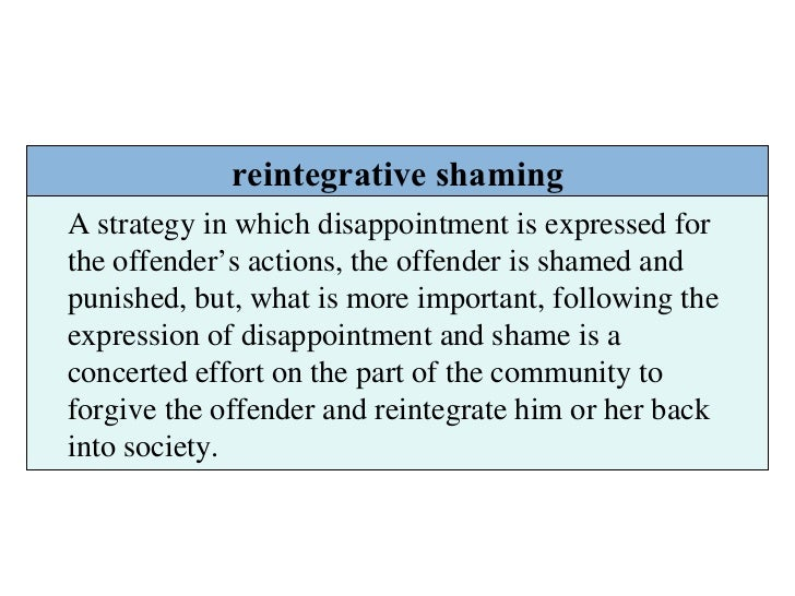 Restorative Justice in School: An Overview