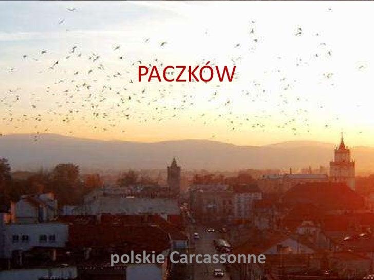 PACZKÓWpolskie Carcassonne