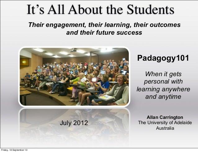 Padagogy101 Seminar