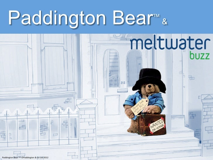Paddington Bear                                             TM                                                            ...