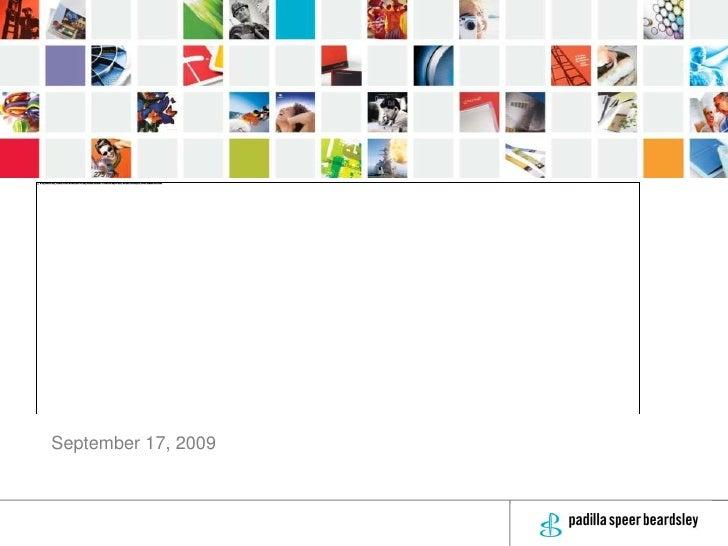 September 17, 2009<br />