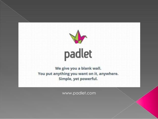 www.padlet.com