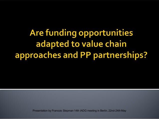 Paepard presentation pastoralism financing