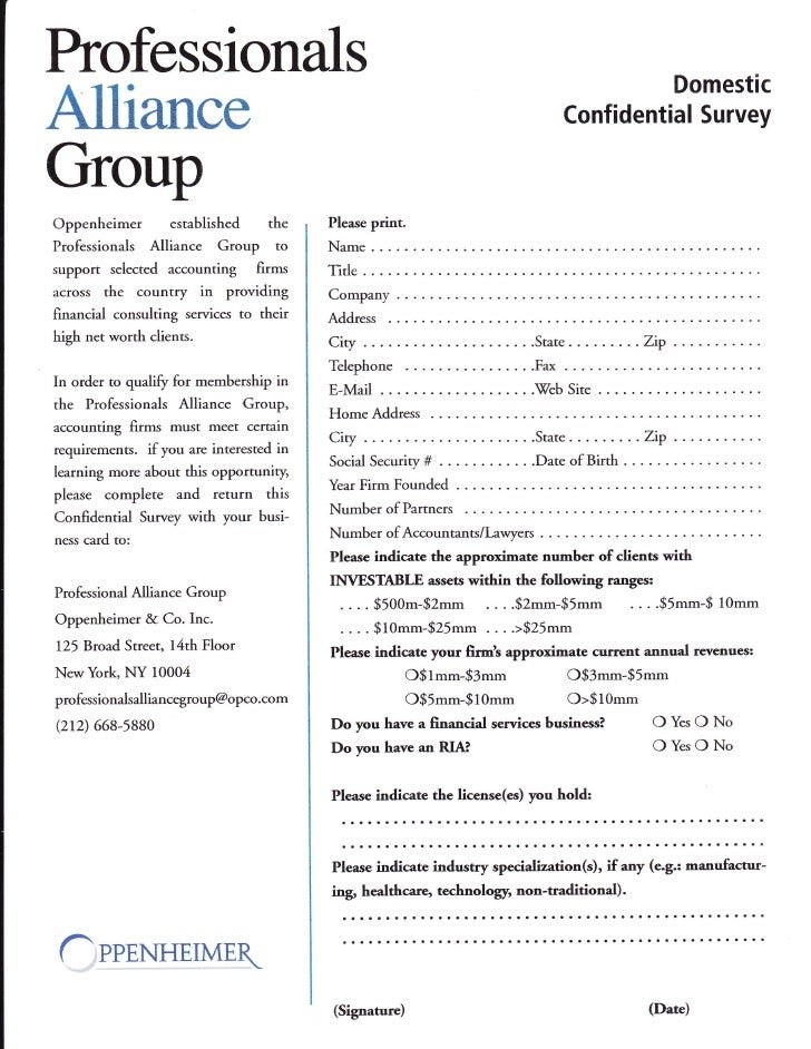 Professionals Alliance Group