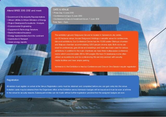 Attend BREE 201 201 and meet:               3   2                                   DA & VENUE                            ...